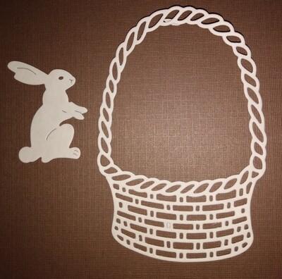 Basket and Bunny