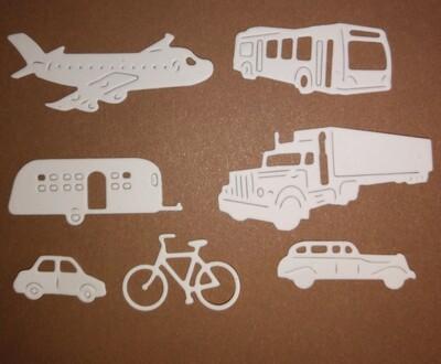 Transportation Die Cuts