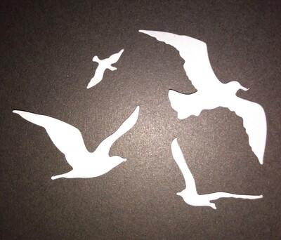 Seagulls Die Cuts