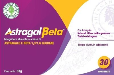 ASTRAGAL BETA Difese Immunitarie 30 Cpr