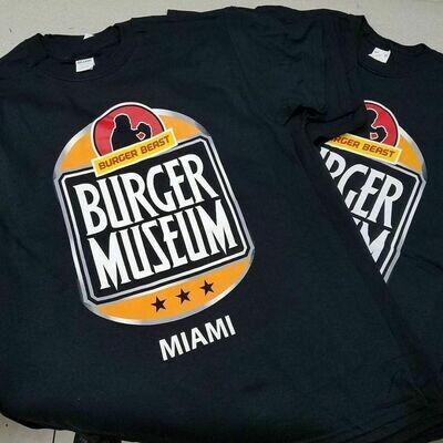 Burger Museum Tee