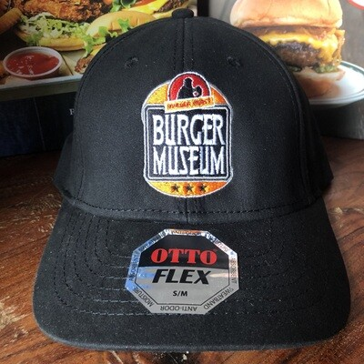 Burger Museum Fitted Cap
