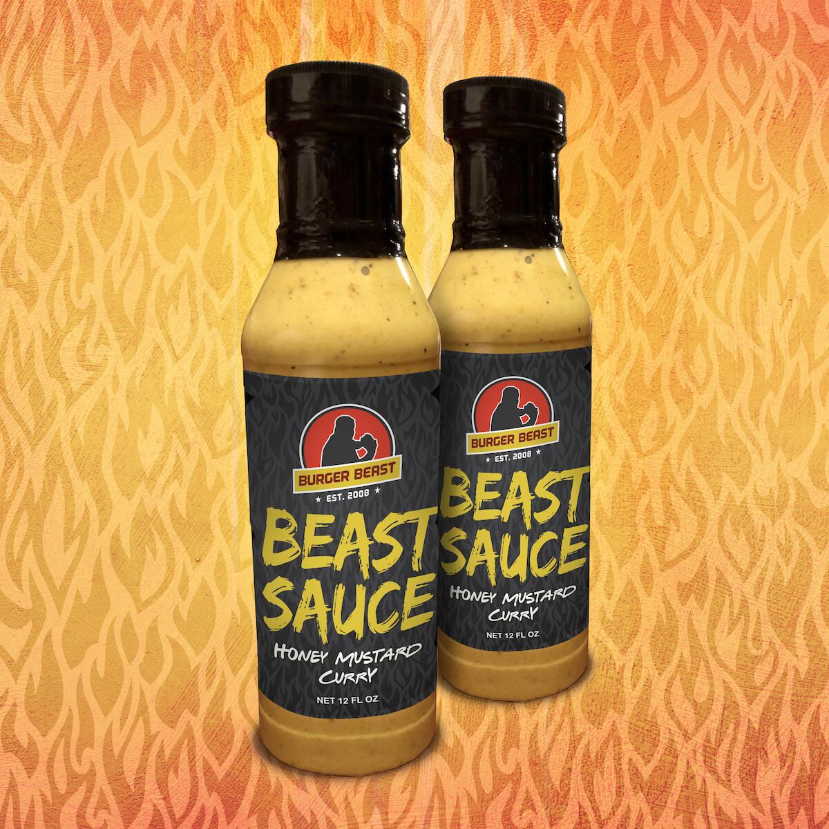 PREORDER - 2 Bottles of Honey Mustard Curry