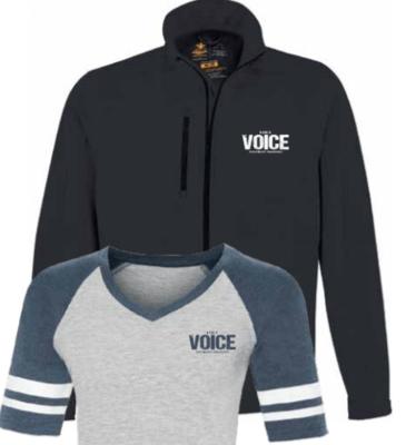 I AM A VOICE for Epilepsy Awareness Unisex Softshell Jacket