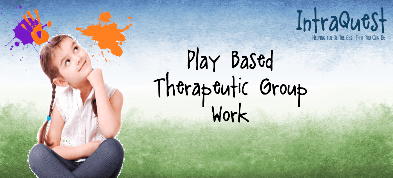 Play Based Therapeutic Group Work - for therapists
