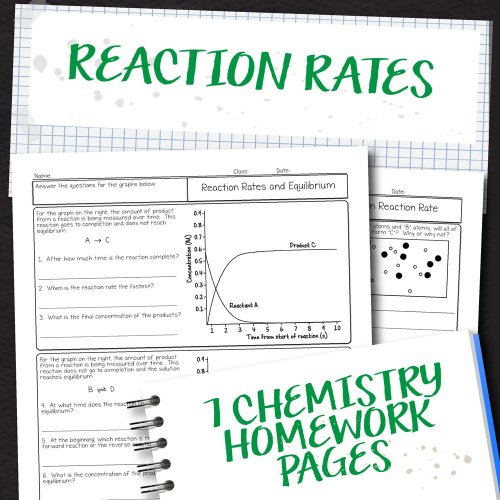 small resolution of Chemistry Unit 14: Reaction Rates Homework Pages