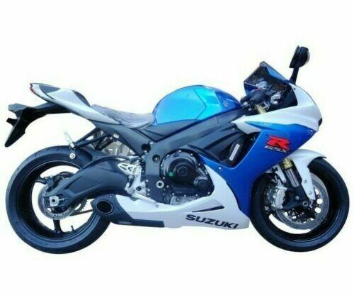 2011 2020 suzuki gsxr 600 750 cs racing full exhaust system