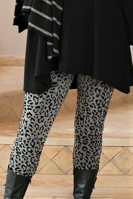 KASBAH Prima - Leopard Print leggings