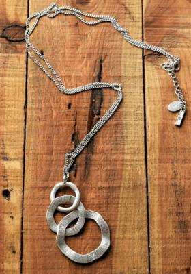 Kasbah Norya - Necklace Silver