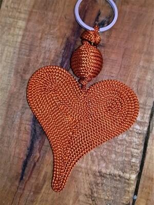 Kasbah Kyla Burnt Orange - Keyring