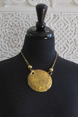 Nina -  Bronze Necklace