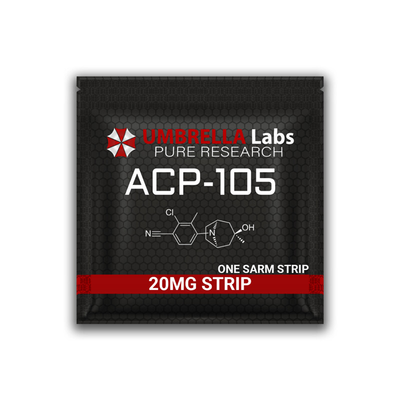 ACP-105 SARM STRIPS - 20MG/STRIP