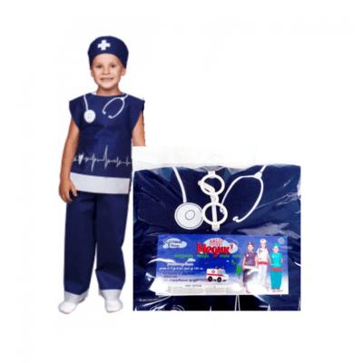 Игровой набор детский Медик 7 предметов Лидер 82817
