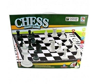 Шахматы напольные Shantou Gepai 6023