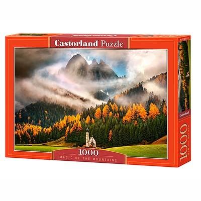 Пазл Castorland Магия гор 1000 деталей C-103270