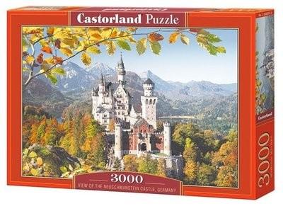 Пазл Castorland Замок Neuschwanstein 3000 деталей C-300013