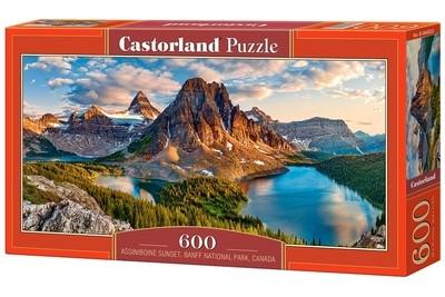 Пазл Castorland Залив Канады 600 деталей B-060023