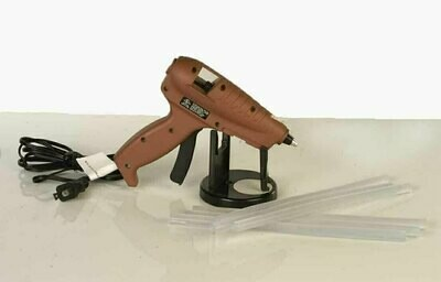 DT-280 - Sure Bonder Duel Temp 60 watt glue gun with stand