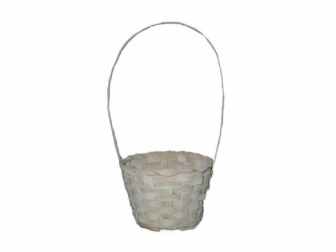 MS1767WW - 5' White Wash With Handle Liner Included