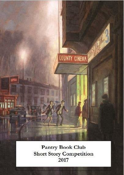 The Pantry Book Club Short Story Competition 2017