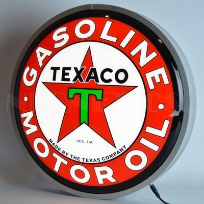 Texaco Gasoline Motor Oil 15