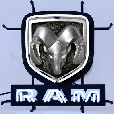 Ram Junior Neon Sign