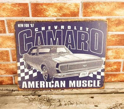 Chevrolet Camaro American Muscle