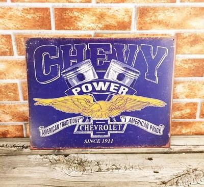 Chevrolet Chevy Power