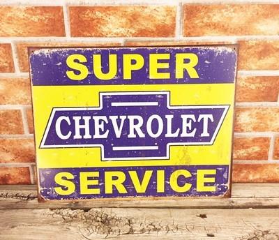 Chevrolet Chevy Super Service