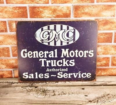 General Motors Trucks GMC Sales Service