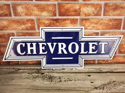 Chevrolet Chevy Emblem Logo