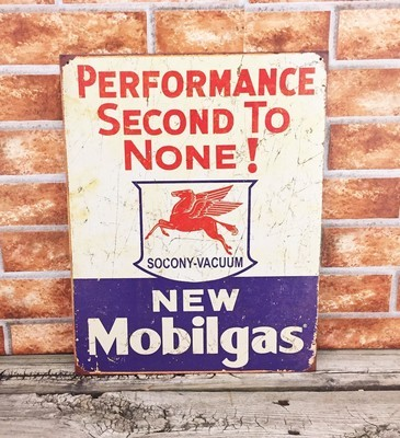 Mobillgas Mobil Gas Oil Performance Second to None
