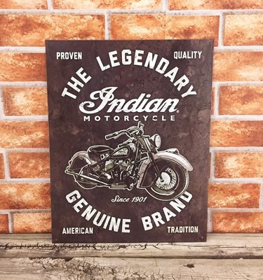 Indian Motorcylcles The Legendary Genuine Brand