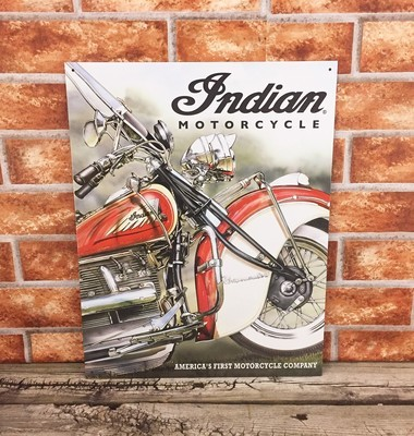 Indian Motorcyle Heritage