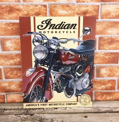 Indian Motorcycle America's Legend