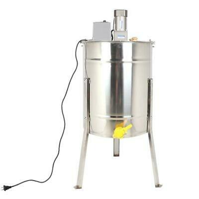9 Frame Motorized Honey Extractor