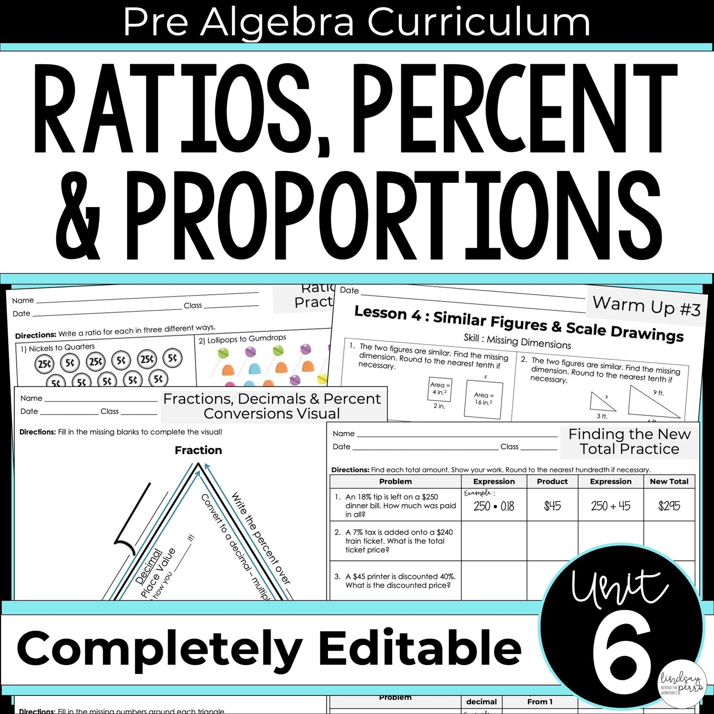 medium resolution of Ratios