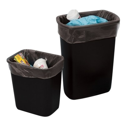 Black Poly Liners 15