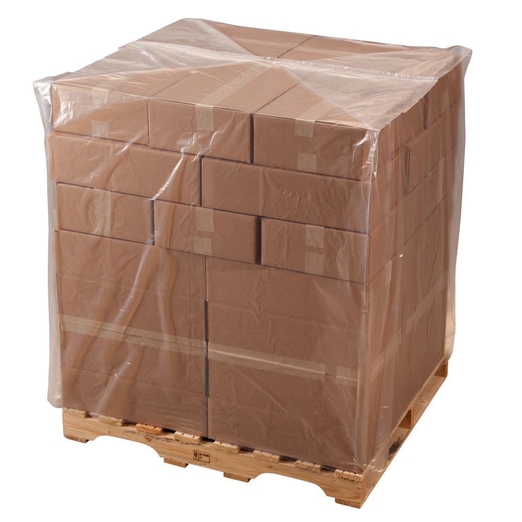 Pallet Size Shrink Bags on Roll 52