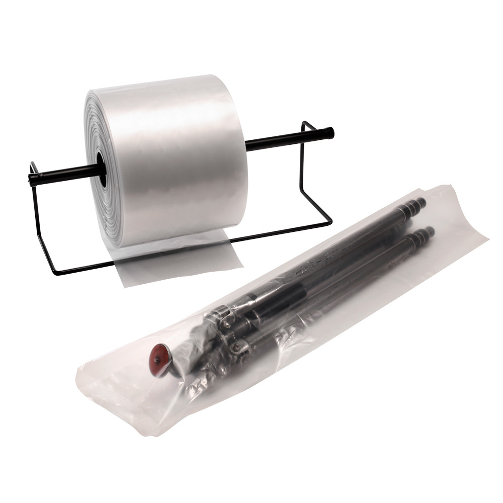 Clear Poly Tubing 4 mil 9