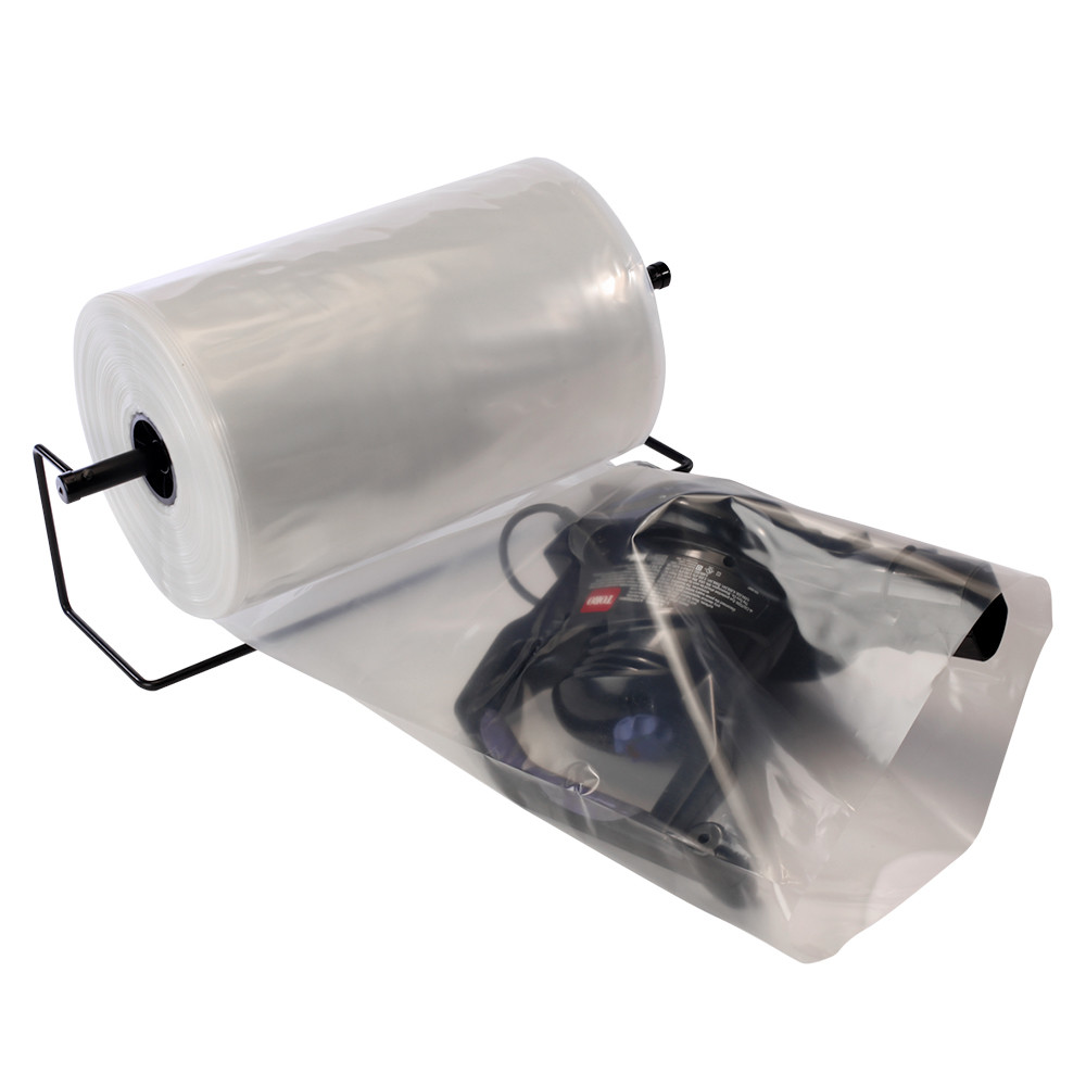 Clear Poly Tubing 4 mil 28
