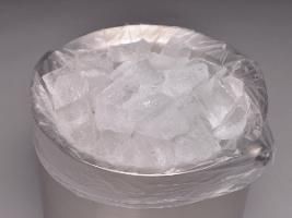 12 X 12 0.48 mils High Density Ice Bucket Liner