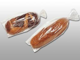 6 X 32 + 1 1/2 LP 1 mils Polypropylene Micro-Perf Bread Bag