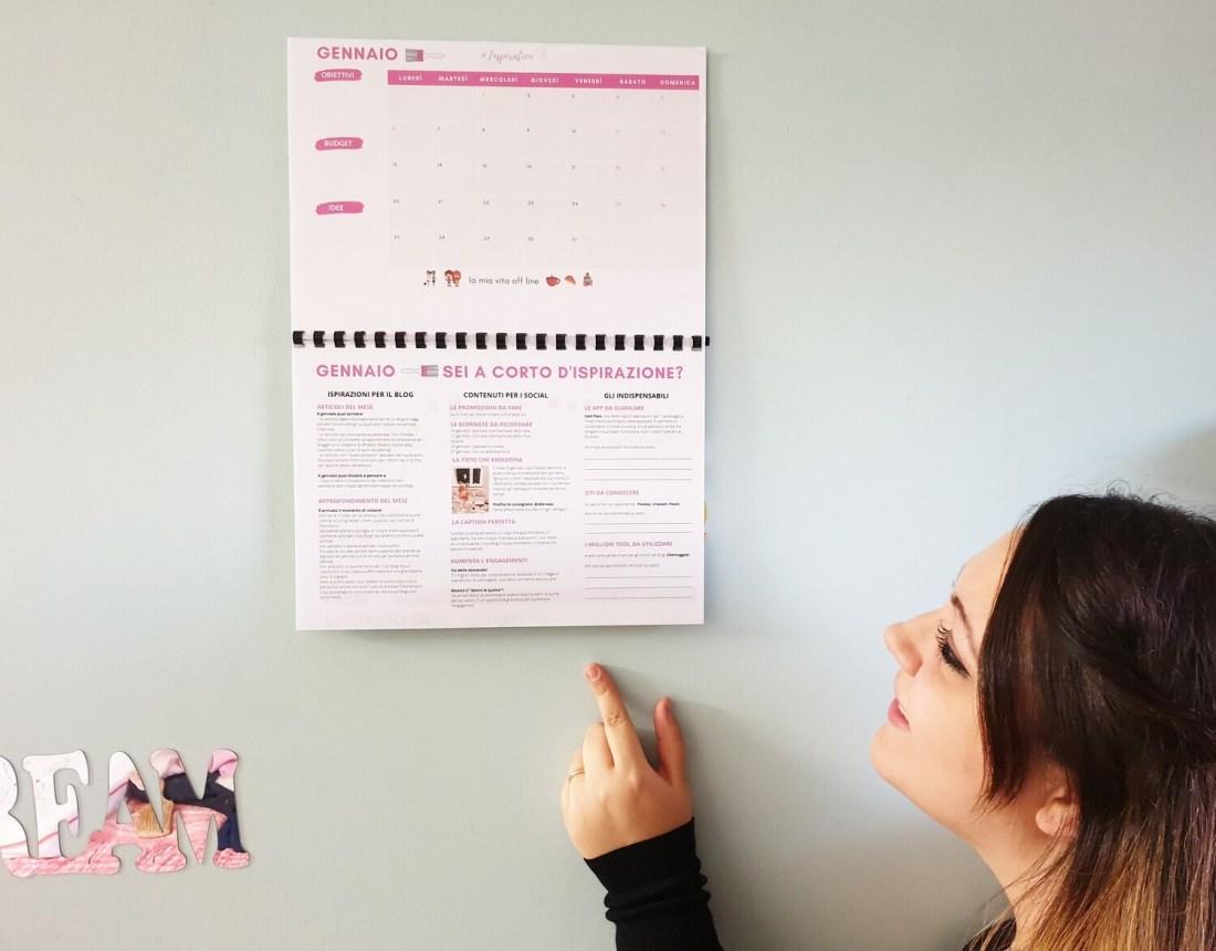 Calendario Editoriale e Ispirazionale 2020