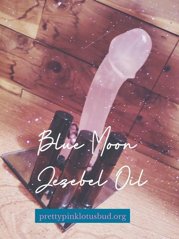Blue Moon Jezebel Oil