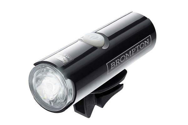 Cateye Volt 400 lumen battery Lamp -with fork bracket for Brompton