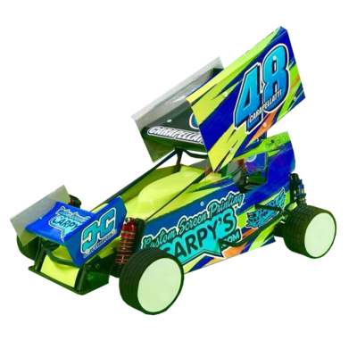 Custom Works Knoxville Sprint Wraps (Designed to Order)