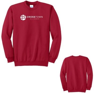 2020 CrossTown Alliance Crewneck Sweatshirt