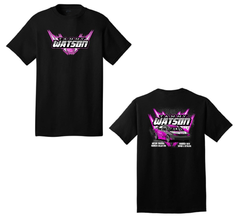 2021 Tammy Watson Racing T-Shirt