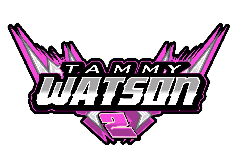 2021 Tammy Watson Racing Sticker